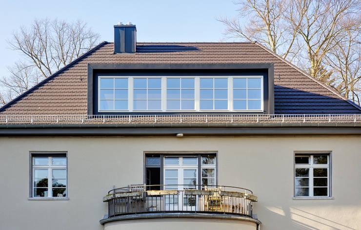 klasieke Huizen door Möhring Architekten