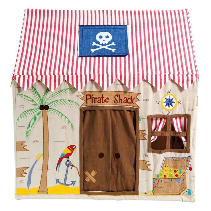 Pirate Shack Play House:  Nursery/kid's room by Cuckooland
