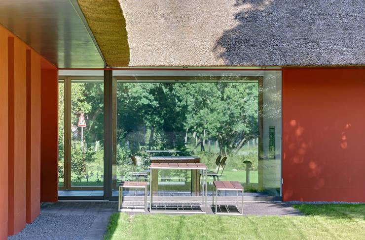 Projekty,  Taras zaprojektowane przez Möhring Architekten