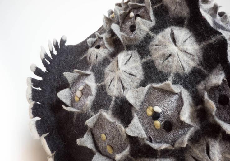détail sculpture 2013: Art de style  par Maria Friese - Felt Design