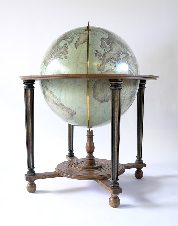 Bellerby & Co Globemakers, London:  Household by Bellerby and Co Globemakers