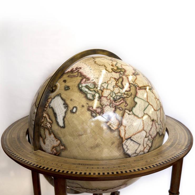 Bellerby & Co Globemakers, Galileo Globe:  Living room by Bellerby and Co Globemakers