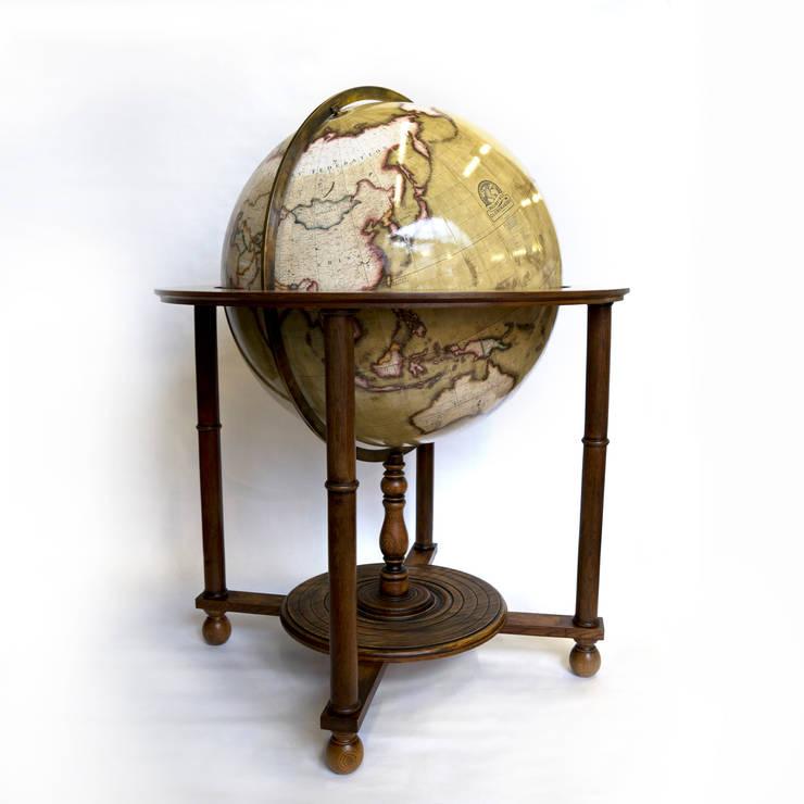 Bellerby & Co Globemakers, Galileo Globe:  Study/office by Bellerby and Co Globemakers