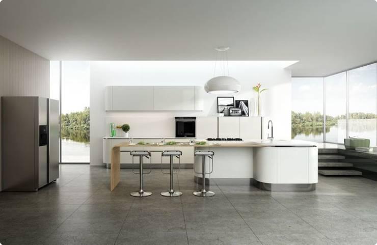 Nhà bếp by Diemme Cucine