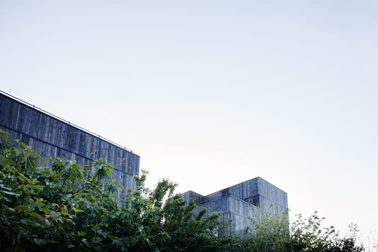 LA ARCHITECTURES 18 Logements rue Dolet: Maisons de style  par LA Architectures