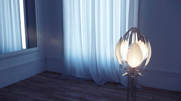 LUTUS: Maison de style  par  Bastien Philippe