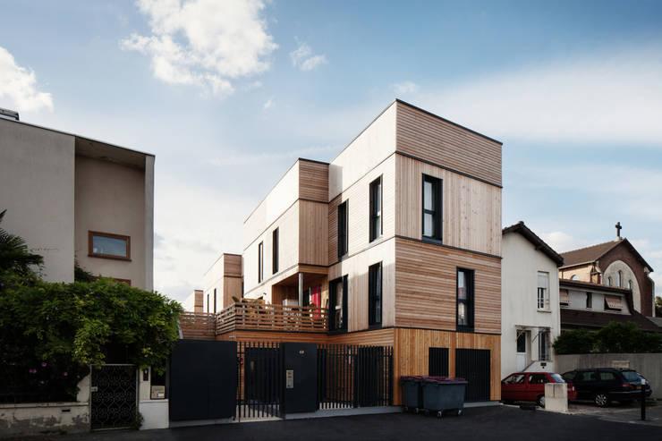LA Architectures의  주택