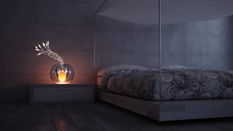 HYDRO-M1: Maison de style  par  Bastien Philippe