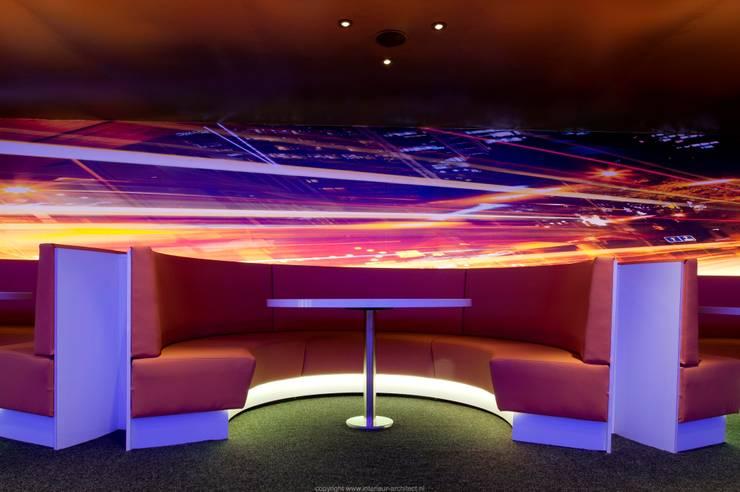 Lounge:  Congrescentra door Ab Interieurarchitect