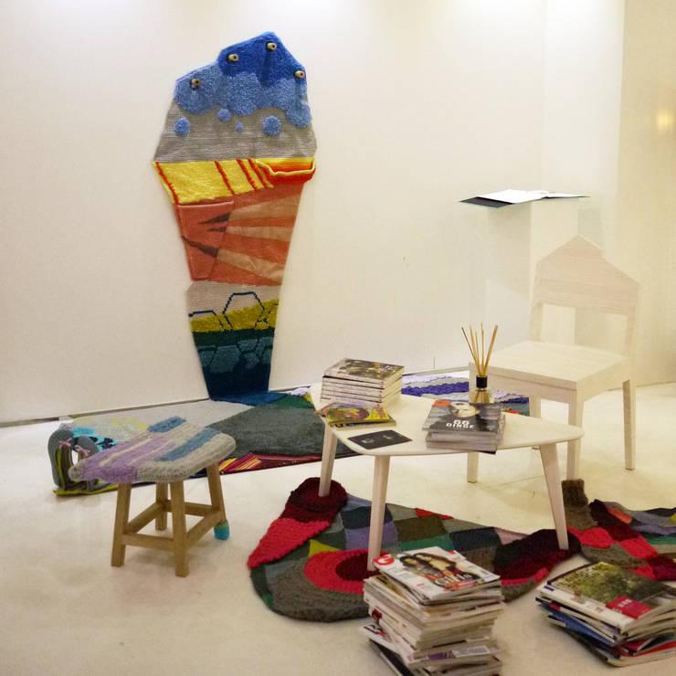Carpet's Promenade: ATELIER JUNNNE의  복도 & 현관