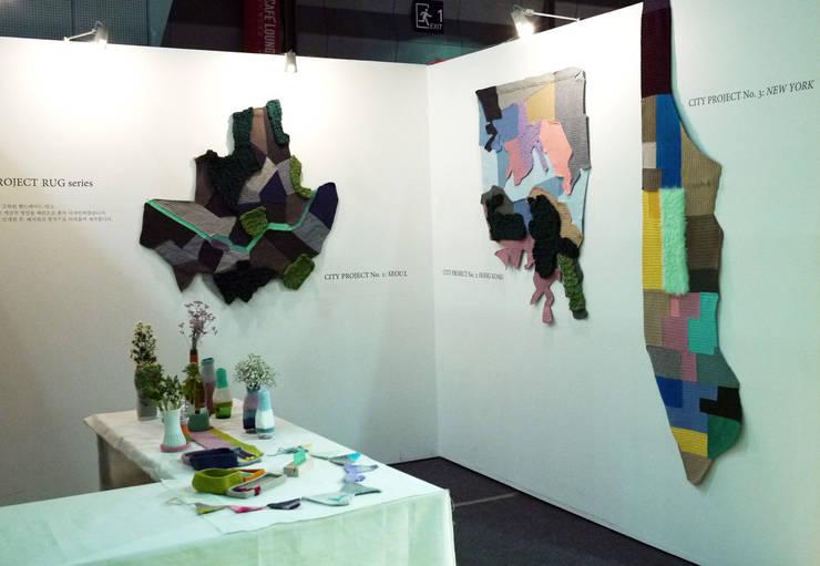 2014 Seoul Design Festival, Seoul: ATELIER JUNNNE의  아트워크