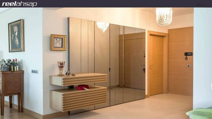 modern  by REEL AHŞAP / Mobilya tasarım,üretim ve uygulama, Modern