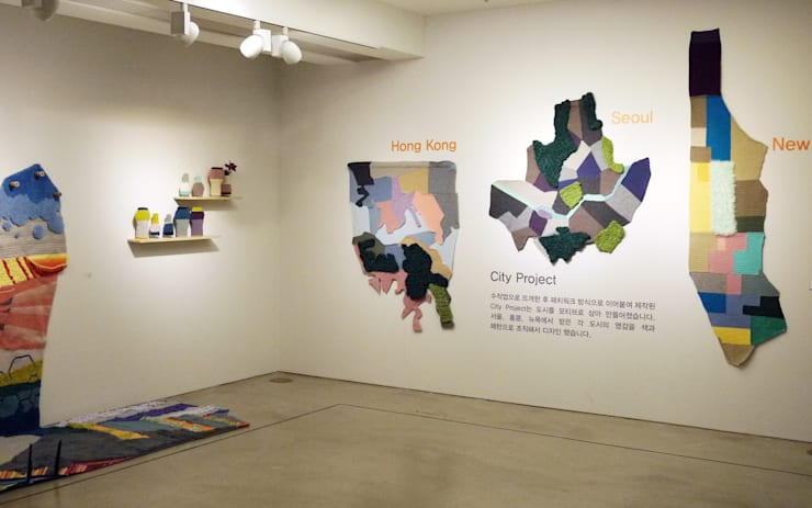 Beautiful Mind Exhibition, Su Won: ATELIER JUNNNE의 에클레틱 ,에클레틱 (Eclectic)