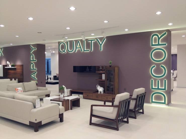 MUNGAN INTERIOR DESIGN – iç mekan,stant ve ürün tasarımları:  tarz Dükkânlar