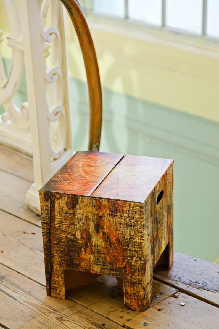 TREE TRUNK Dutch Design Chair:  Flur & Diele von Dutch Design,