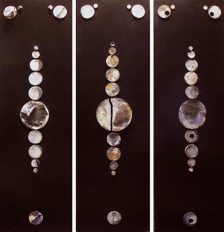 TRIPTYQUE BLEU: Art de style  par Judith Regnault-Tedesco