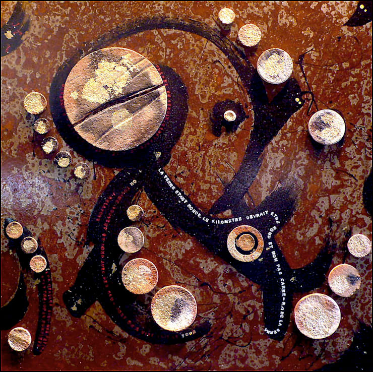 LA RONDE DES POINTS: Art de style  par Judith Regnault-Tedesco