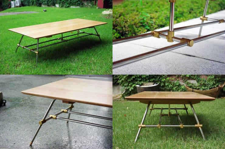 3rd table: 에코핸즈의  거실