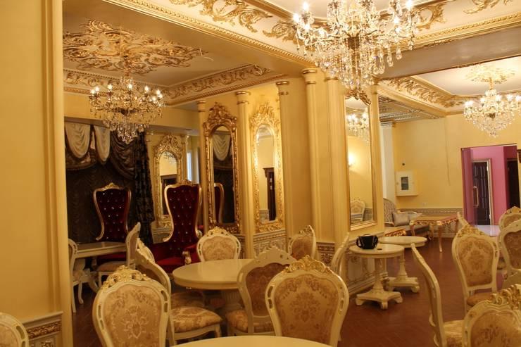 Золочение в ресторане г,Пятигорск: Офисные помещения и магазины в . Автор – Абрикос