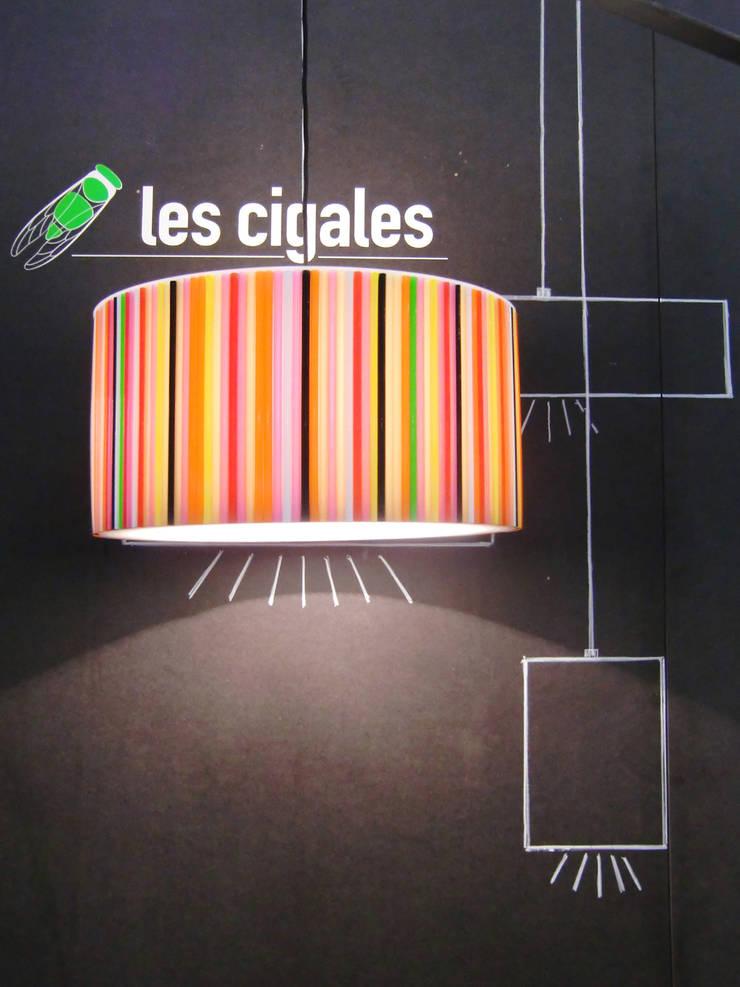 Leuchtkörper Julie`s Dream: modern  von les cigales,Modern