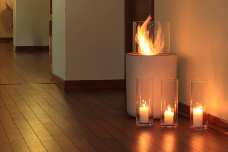 Jar Commerce, Planika : styl , w kategorii Korytarz, hol i schody zaprojektowany przez Planika Fires,