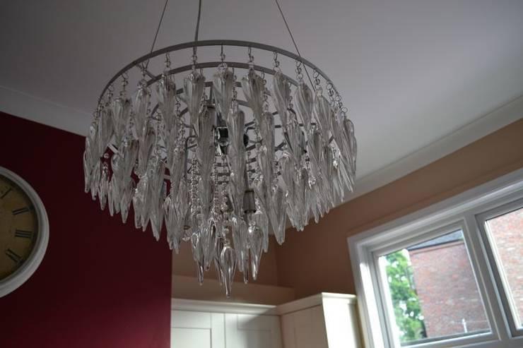 Jewel Chandelier.:   by Statement Kitchens