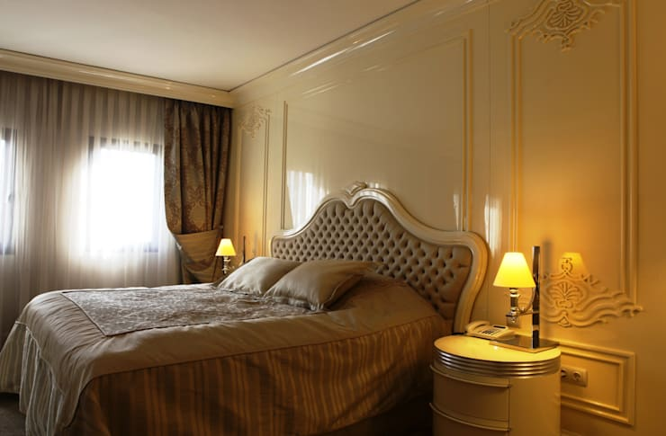 Mobi Mobilya  – Yatak odası:  tarz Oteller