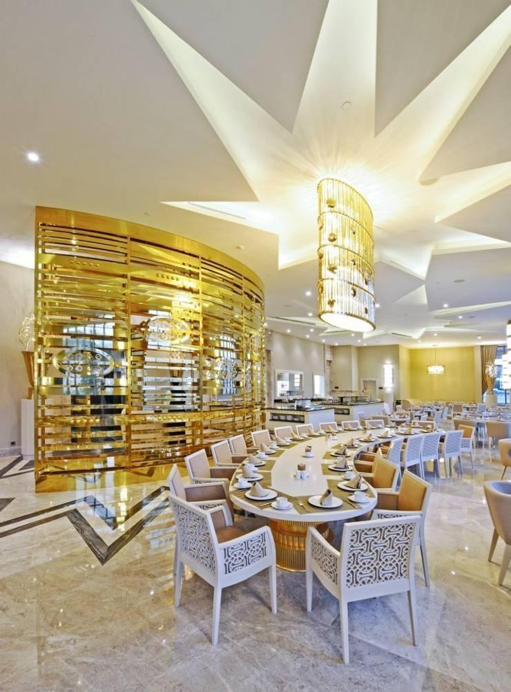 Mobi Mobilya  – Yemek salonu:  tarz Oteller