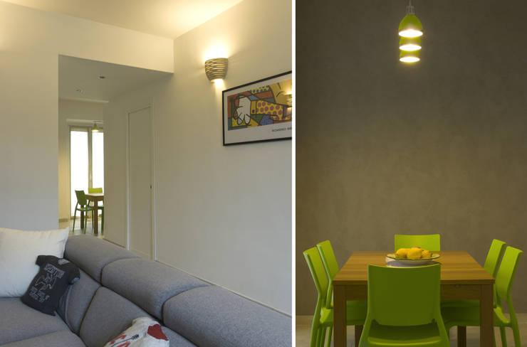 Residenza a Le Ferriere #B: Soggiorno in stile  di RAD