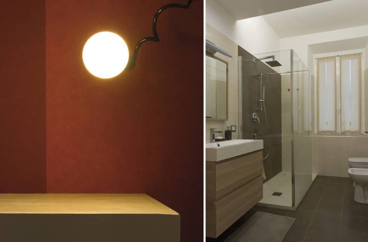 Residenza a Le Ferriere #B: Bagno in stile  di RAD