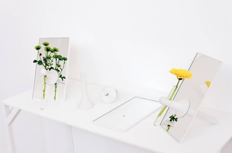 En tête à tête: Chambre de style  par Julie Martin