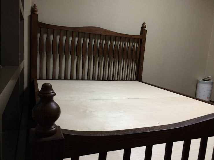 Slaapkamer door MOKNEE