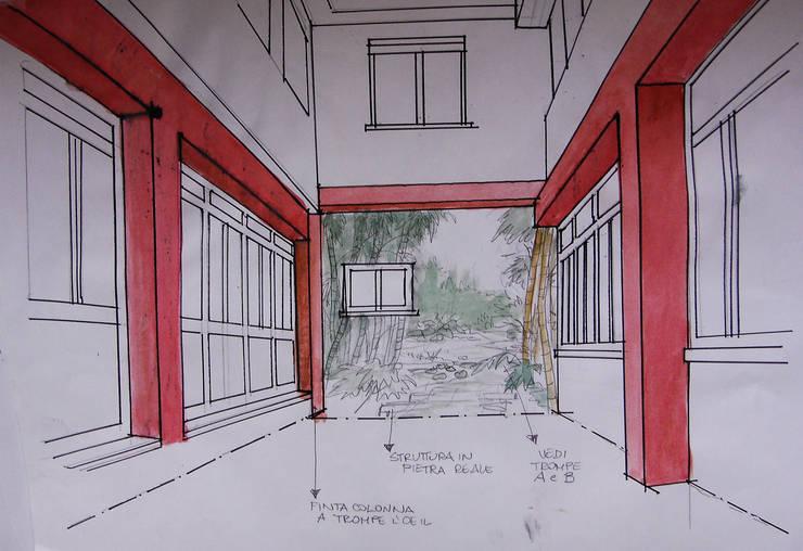 Il giardino delle ninfee de agrisophia natural garden design homify - Giardino delle ninfee ...