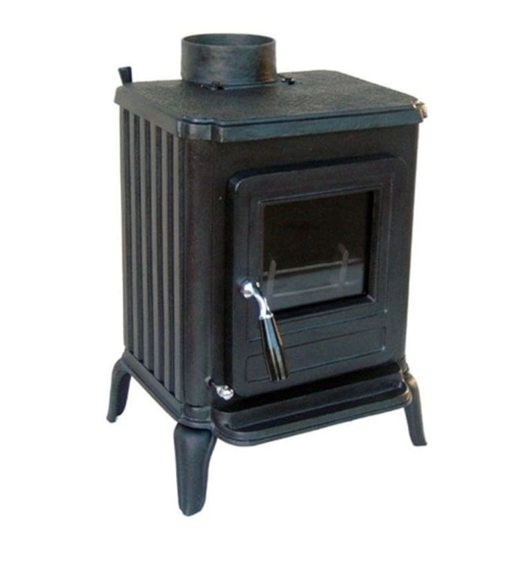 Evergreen Capel Multifuel Stove:  Living room by Direct Stoves