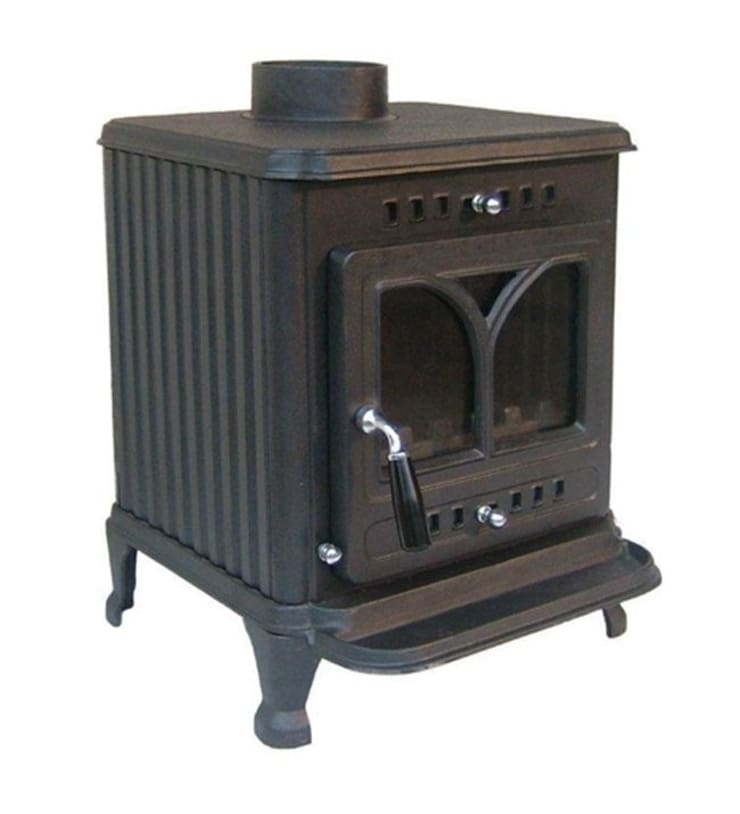 Evergreen Butley Multifuel Stove:  Living room by Direct Stoves
