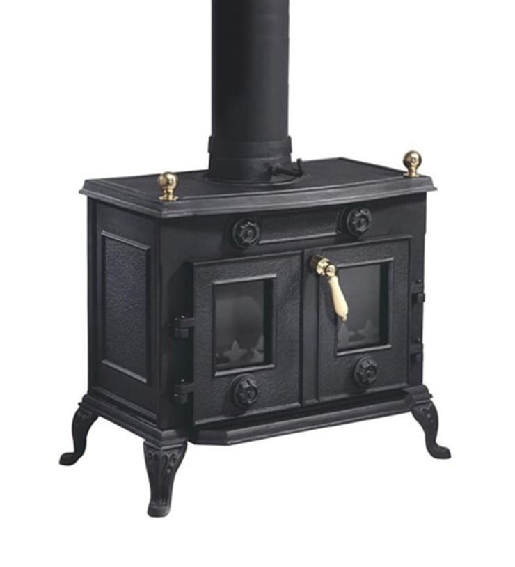 Evergreen Gainsborough Multifuel Stove:  Living room by Direct Stoves