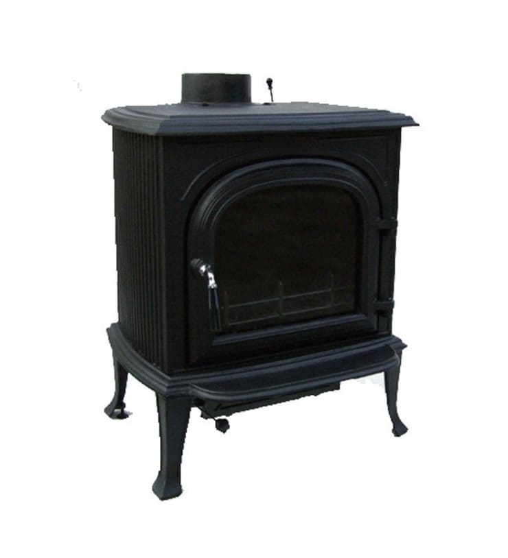 Evergreen Wolsey Multifuel Stove:  Living room by Direct Stoves