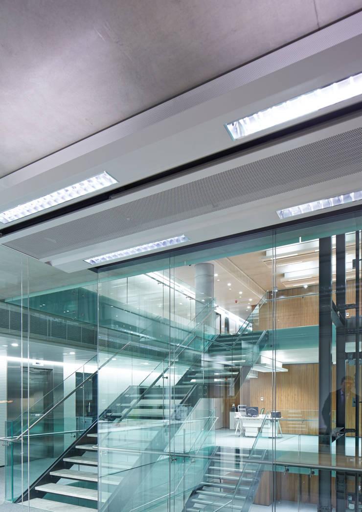 Avci Architects – AVCIARCHITECTS_10_INTERIOR:  tarz Koridor ve Hol