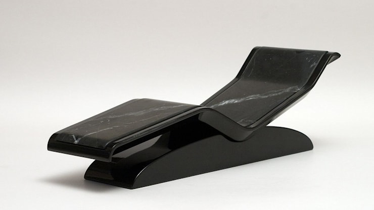 Chaise Longue Design Moderno.Diva Moderno Heated Chaise Lounge Von Fabio Alemanno