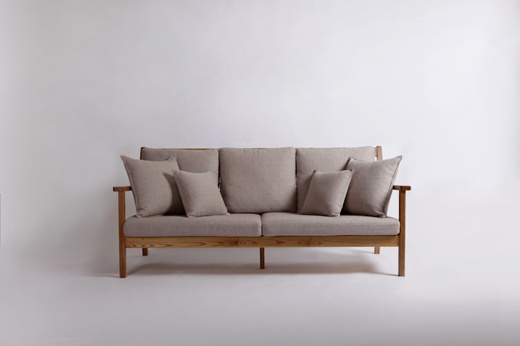 SOFA_001: Made by VECHE의  거실