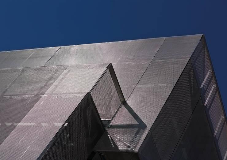 Avci Architects – AVCIARCHITECTS_05_MESH DETAIL:  tarz Ofis Alanları