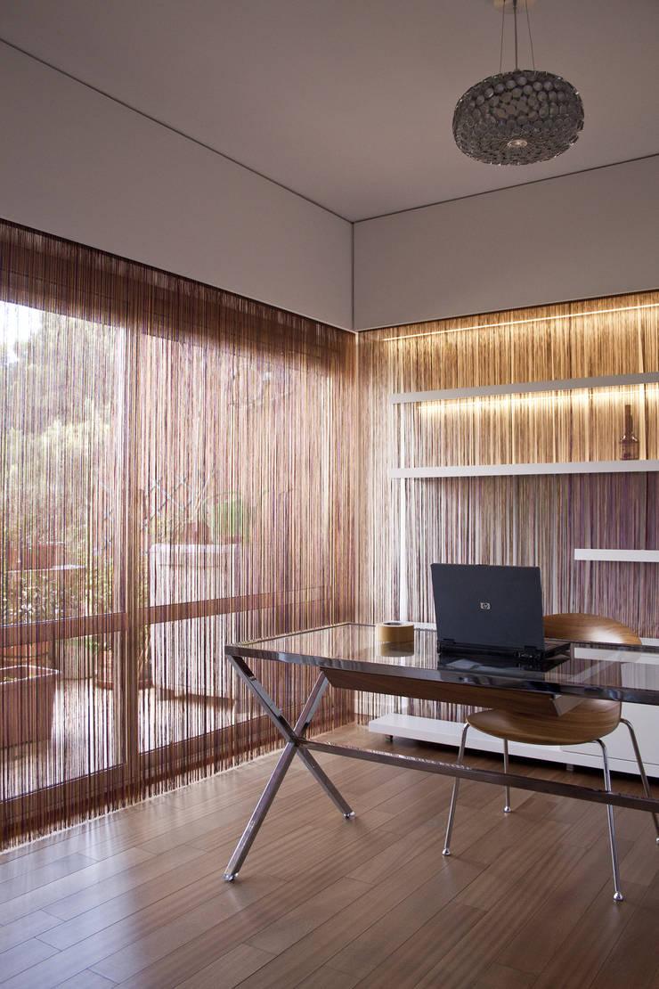 Parete @FonteMeravigliosa: Studio in stile  di RAD