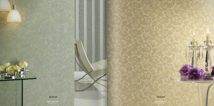 SK Concept Duvar Kağıtları  – Boticelli Collection :  tarz Duvarlar