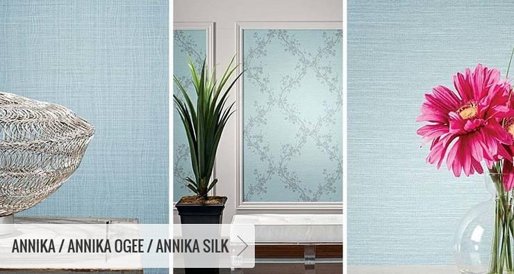 SK Concept Duvar Kağıtları  – US Vinyl Annika:  tarz Duvarlar