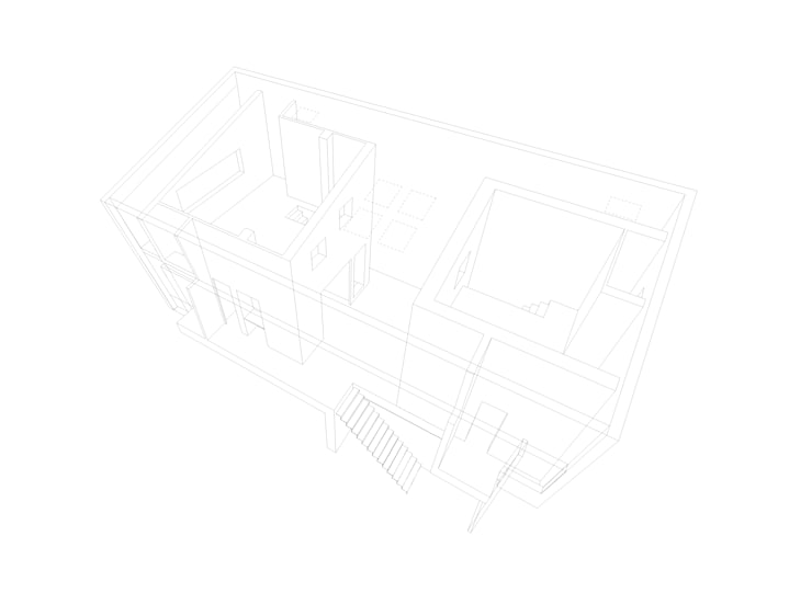 de style  par Kondohideo Architects co,;ltd., Éclectique