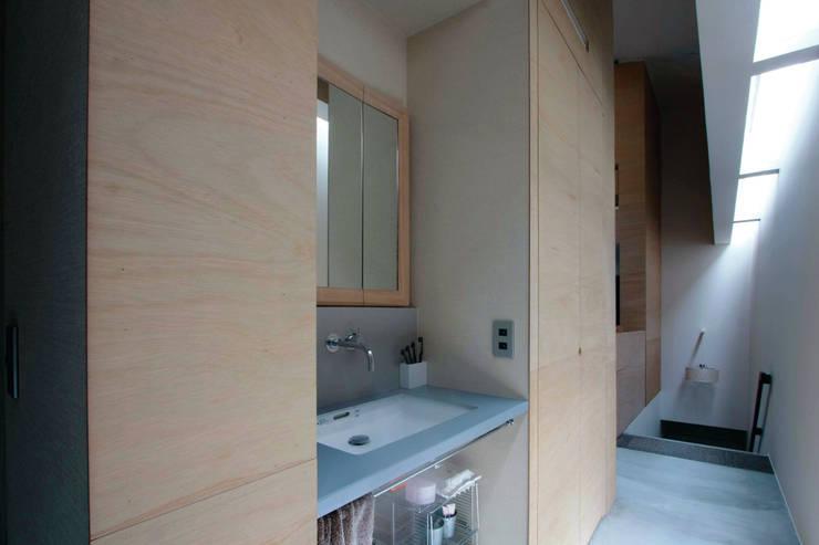 Kitchen by Kondohideo Architects co,;ltd., Minimalist