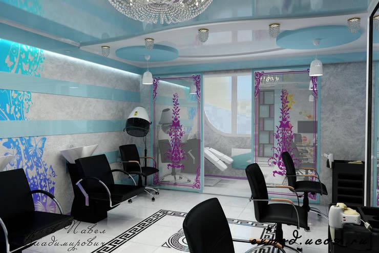 Салон красоты. Парикмахерская: Спа в . Автор – Дизайн студия 'Exmod' Павел Цунев