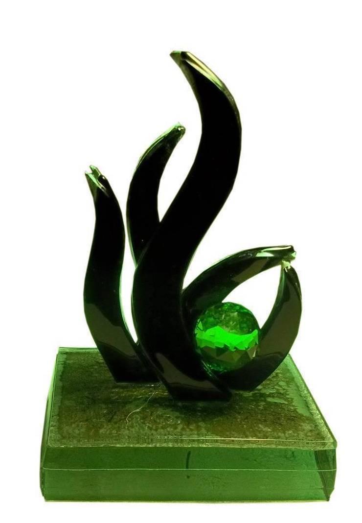 Camkanatlar – Füzyon Cam Ödül Tasarımı:  tarz Sanat,