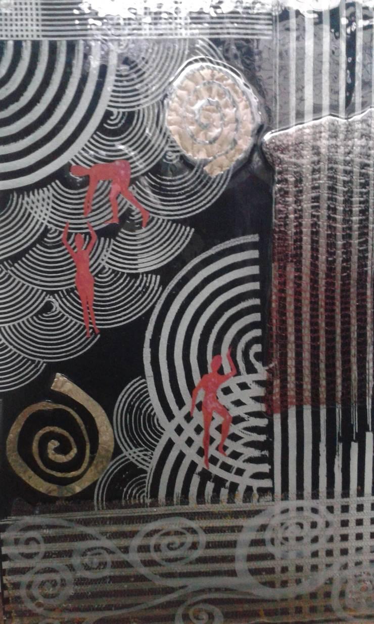 Camkanatlar – Füzyon Duvar Panosu:  tarz Sanat