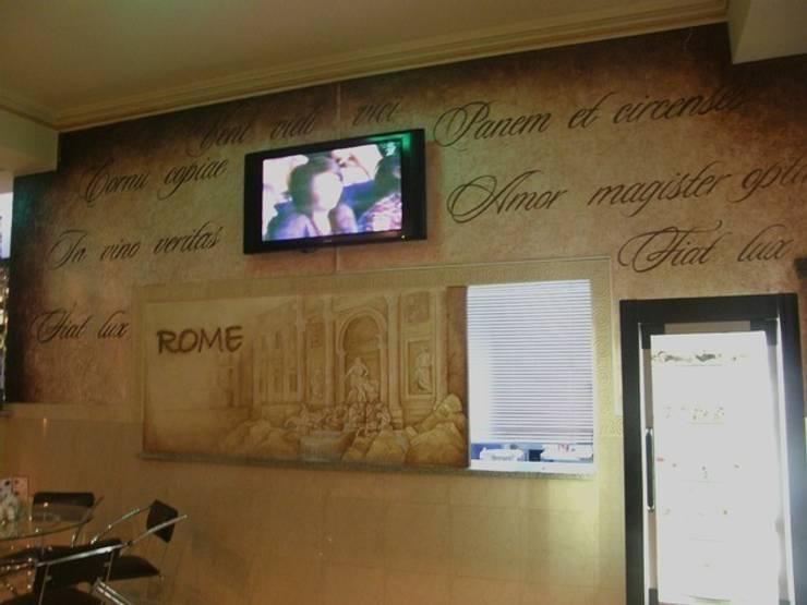 рим пицца : Офисные помещения и магазины в . Автор – Абрикос
